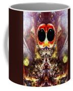Bug Eyes Coffee Mug by Skip Nall