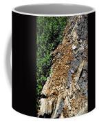 Bug Filled Bear Clawed Log Coffee Mug