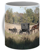Buggy And Wagon Coffee Mug
