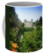 Building Structure In A Garden Coffee Mug