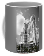 Buildings Downtown Miami Coffee Mug