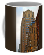 Buildings From The Taxi Coffee Mug