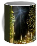 Buildings Lit Up At Night, Oconnell Coffee Mug