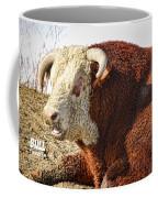 Bull It Is What It Is Coffee Mug
