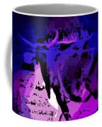 Bull On The Move Coffee Mug