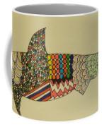 Bull Shark Coffee Mug