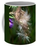 Bull Thistle Coffee Mug