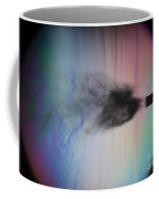 Bullet Exiting Spent Coffee Mug