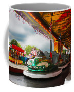 Bumper Cars Coffee Mug