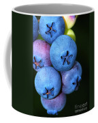 Bunch Of Blueberries Coffee Mug