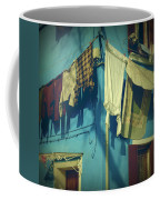 Burano - Laundry Coffee Mug by Joana Kruse