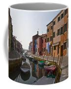 Burano - Venice - Italy Coffee Mug