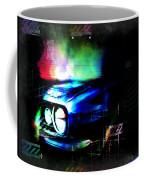Burn Out Coffee Mug by Adam Vance