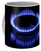 Burning Gas Coffee Mug by Fabrizio Troiani