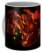 Burning Man Coffee Mug