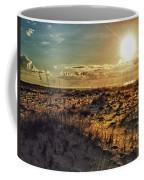 Burnt Orange Sunrise Coffee Mug