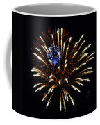 Bursting Out With Color Coffee Mug by Sandi OReilly