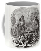Burying The Dead After John Browns Coffee Mug