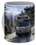 Bus To East Vail - Colorado Coffee Mug