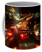 Busy Highway Coffee Mug by Carlos Caetano