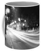Busy Night On Peachtree _ Atlanta Coffee Mug