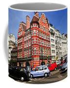 Busy Street Corner In London Coffee Mug