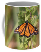 Butterfly - Monarch - Resting Coffee Mug