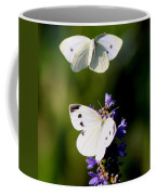 Butterfly - Visiting Coffee Mug