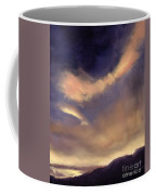 Butterfly Clouds Coffee Mug