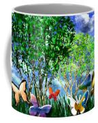Butterfly Dance Coffee Mug