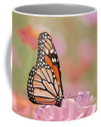 Butterfly Garden Iv Coffee Mug