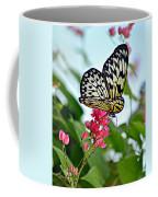 Butterfly Glow Coffee Mug