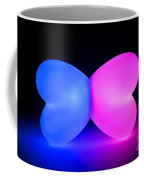 Butterfly Glowing Shape Coffee Mug