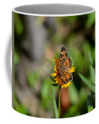 Butterfly Gold Coffee Mug