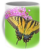 Butterfly In Candyland Coffee Mug
