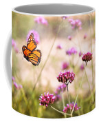 Butterfly - Monarach - The Sweet Life Coffee Mug