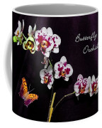 Butterfly Orchid Coffee Mug