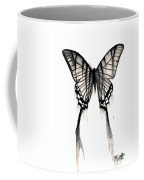 Butterfly Tears 2 Coffee Mug