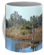 Buxton Salt Marsh - Outer Banks Nc Coffee Mug