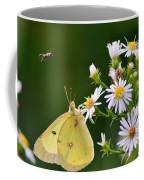 Buzzed Butterfly Coffee Mug