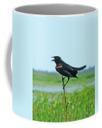 Bye Bye Blackbird Coffee Mug