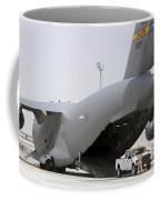 C-17s Deliver, Pick-up Cargo Coffee Mug