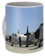 C-2a Greyhound Aircraft Start Coffee Mug