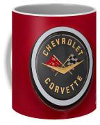 C1 Corvette Emblem Coffee Mug