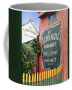 Cabaret Sign Coffee Mug