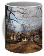 Cabin In The Woods Coffee Mug by Robert Margetts