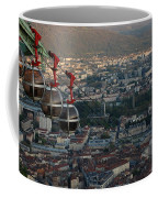 Cable Car In Grenoble  Coffee Mug