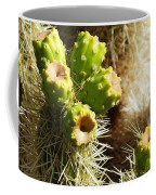 Cactus Buds Coffee Mug