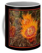 Cactus Flower 3 Coffee Mug