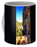 Cactus Reflection Coffee Mug